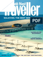 Conde Nast Traveller UK March 2017