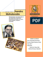 Prasanta Chandra m