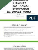 Tugas Mechanical Integrity - Pipid