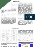 Hidrogeologia Petroleros