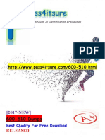 New Pass4itsure Cisco 600-510 Dumps PDF - Developing with Network Programmability