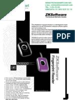 ctrl de acceso lectores ZK TAC5200(ZK6000)