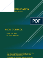 DLC PROTOCOL(Flow Control)