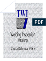 TWI Welding Training 4