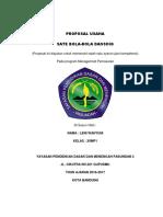 Daftar Kebutuhan Pengawas Ujian Nasional