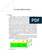 Thin and Thick Film2