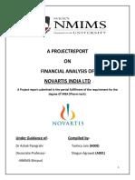 Financial Analysis of Novartis India Ltd_242048365.pdf