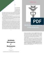 AlchimiaRiscoperta&Restaurata.A4 Bklt