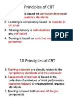 10 Principles of CBT