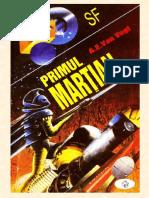 A. E. Van Vogt - Primul Martian 1.0 N