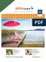 wissenswert Juni 2017 - Magazin der Leopold-Franzens-Universität Innsbruck
