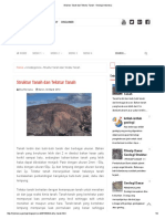 Struktur Tanah Dan Tekstur Tanah - Geologi Indonesia