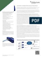 AKCP sensorProbe2 - SNMP-fähiger Alarm Server