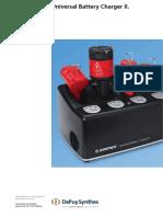 Mu.cargador Baterias Universal Battery Charger II