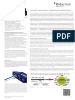 AKCP Wassersensor - Erkennung von Überflutungen / Leckagen in kritischen Infrastrukturen