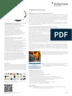 SNMP-fähiger AKCP Rauchsensor zur Früherkennung von Bränden