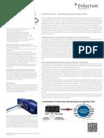 AKCP Air Flow Sensor - 24x7 Überwachung des Luftstroms im Rechenzentrum und Serverraum