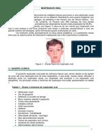 Adenopatia e Respiraçao Oral USP