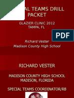 Glazier Clinic 2012