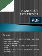 PLANEACION ESTRATEGICA2