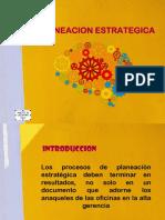 PLANEACION ESTRATEGICA1