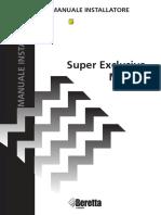 BERETTA Caldaia Super Exclusive Mix Ev