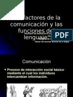 Octavo Funciones y Factores Del Lenguaje