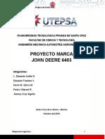 Proyecto de Maquinaria Agricola Copia