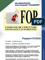 FOP - опрос