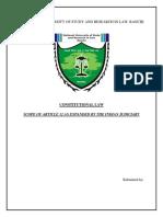 Research Paper Publish