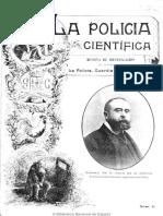 La Policía Científica (Madrid) a1n1, 5-3-1913
