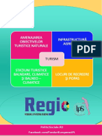 AP 7 Investiţii în infrastructura de turism- Programul Operational Regional