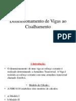 Dimensionamento de Vigas ao Cisalhamento-Aula 1-Unidade 4 .pdf