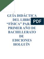 Guia Didactica Del Libro Fisica Para El (1) - Copia