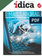 E-MAIL LABORAL