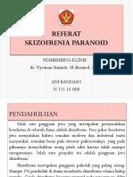 PPT REFERAT SKIZOFRENIA PARANOID.pptx