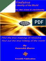 Hindutva- The True Identity of the World