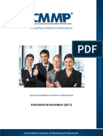 CMMP Designation Roadmap