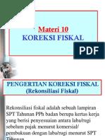 Materi 10 - Koreksi Fiskal_2