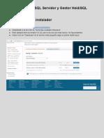 02 01 Instalar MySQL y HeidiSQL