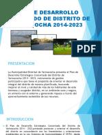 Plan de Desarrollo Concertado de Distrito de Yarinacocha (1)