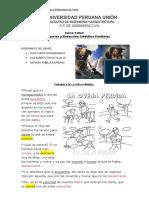 Parabola de La Oveja Pérdida.