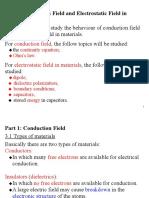 EE2001D Unit 3-Conduction Field 1