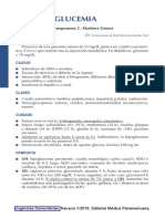 Urgencias Domiciliarias- HIPOGLUCEMIA