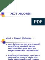 Akut Abdomen(1)