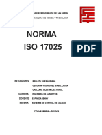 Norma Iso 17025p