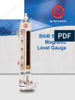 Bliss Anand America - Magnetic Level Gauges - New