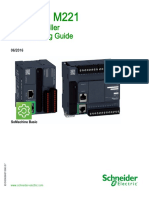 Modicon M221 Logic Controller Programming Guide En