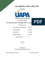 Trabajo Final Tecnología de La Inofrmación y Comunicación I