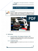 MECA2 Tema2a MORFOLOGIA Mecatronica Robotica Avanzada(1)